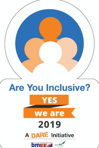 Are you inclusive? Yes we are.